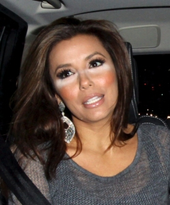 Eva-Longoria-white-powder