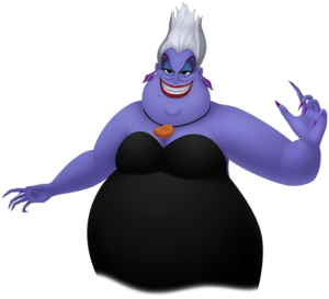 I know she's traditionally considered a villain but I think Ursula is misunderstood.