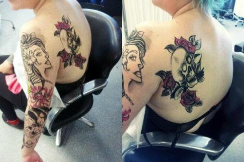 lucy's tattoo